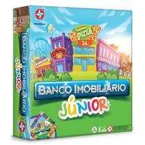 Jogo Banco Imobiliário Júnior 2017 - Estrela -