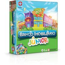Jogo Banco Imobiliário Júnior - Estrela -