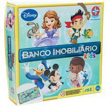 Jogo Banco Imobiliario Kids Disney Júnior - Estrela -