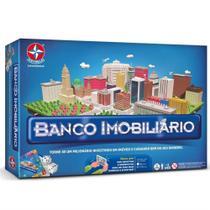 Jogo Banco Imobiliário Novo - Estrela -