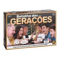 Jogo Batalha Das Gerações 03583 - Grow - 03583 -