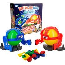 Jogo batalha dos baloes - dican -