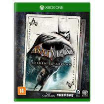 Jogo Batman Return to Arkham - Xbox One - Rocksteady