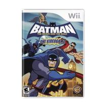 Jogo Batman: The Brave and the Bold - The Videogame - Wii - Wb games