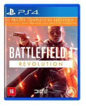 Jogo Battlefield 1 Revolution - PS4 - Eletronic Arts