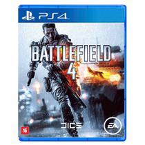 Jogo Battlefield 4 Ps4 - Ea