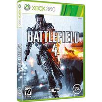 Jogo Battlefield 4 X360 - Warner -