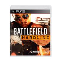 Jogo Battlefield Hardline - PS3 - Visceral Games