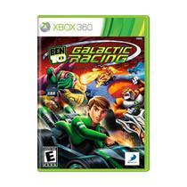 Jogo Ben 10: Galactic Racing - Xbox 360 - D3 publisher