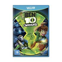 Jogo Ben 10 Omniverse - Wii U - D3 publisher