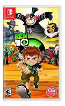 Jogo Ben 10 - Switch - Outright Games