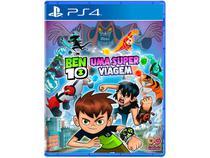 Jogo Ben 10 Uma Super Viagem para PS4 - Outright Games