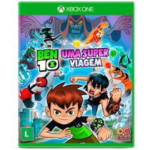 Jogo Ben 10: Uma Super Viagem - Xbox One - Outright Games