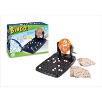 Jogo Bingo Com 48 Cartelas Nig -