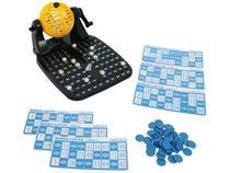 Jogo Bingo Show 24 Cartelas 90 Números - Xalingo