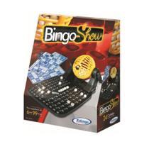 Jogo Bingo Show 24 Cartelas Infantil Xalingo -