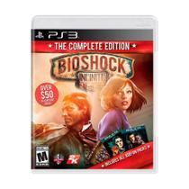 Jogo Bioshock Infinite (The Complete Edition) - PS3 - 2K Games