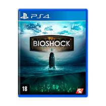 Jogo Bioshock: The Collection - PS4 - 2K Games