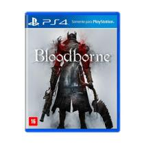 Jogo Bloodborne - PS4 - Sony