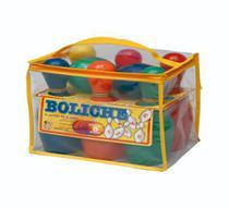 Jogo boliche brinquedo infantil com sacola 6 pinos 2 bolas - Pica Pau7896464704416