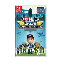 Jogo Bomber Crew (Complete Edition) - Switch - Merge games