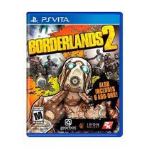 Jogo Borderlands 2 - PS Vita - 2K Games
