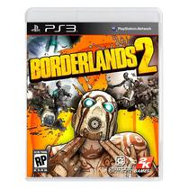 Jogo Borderlands 2 - PS3 - 2K Games