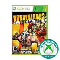 Jogo Borderlands (GOTY) - Xbox 360 - 2K Games
