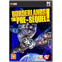 Jogo Borderlands: The Pre-Sequel - PC - 2k games