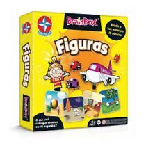 Jogo Brainbox Figuras Estrela 0155 -