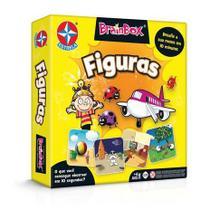 Jogo Brainbox Figuras - Estrela -