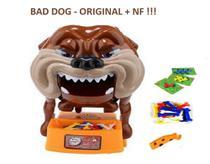 Jogo Brinquedo Bad Dog Divertido Susto Peteado Das Crianças - Polibrinq