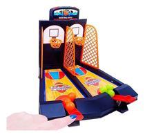 Jogo Brinquedo Basquete Basketball Duplo Com Placar Braskit Novo 2021 - Mlz