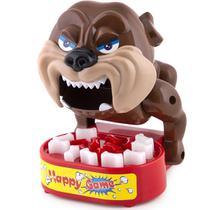 Jogo Brinquedo Criança Mini Bad Dog Cuidado Com os Ossos - Polibrinq -
