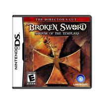 Jogo Broken Sword: Shadow of the Templars (The Directors Cut) - DS - Ubisoft