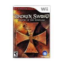 Jogo Broken Sword: Shadow of the Templars (The Directors Cut) - Wii - Ubisoft