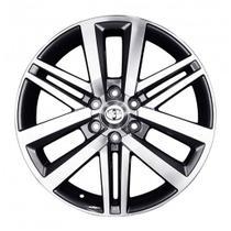 Jogo c/4 rodas aro 16x7,0 krmai r72 6x139,7 offset 25 gd (graphite diamond) hilux sw42017 -