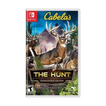 Jogo Cabela's: The Hunt (Championship Edition) - Switch - Planet Entertainment