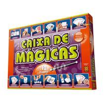 Jogo Caixa De Mágicas Com Livro Grow -