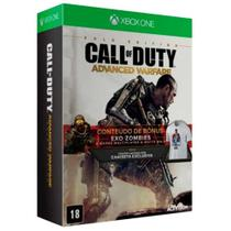 Jogo Call Of Duty Advanced Wafare Gold Edition Xbox One - Activision