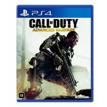 Jogo Call of Duty: Advanced Warfare - PS4 - Activision