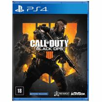 Jogo Call Of Duty Black Ops 4 Playstation 4 - Activision