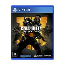 Jogo Call of Duty: Black Ops 4 - PS4 - Activision