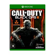 Jogo Call of Duty: Black Ops III (Mapa Nuk3town) - Xbox One - Activision