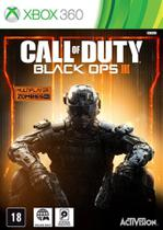 Jogo Call Of Duty Black Ops lll - Xbox 360 - Activision