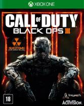 Jogo Call Of Duty Black Ops lll - Xbox One - Activision