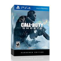 Jogo Call Of Duty Ghosts Hardened Edition Ps4 - Activision