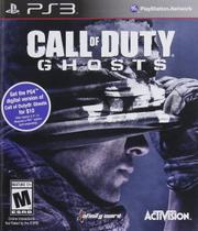 Jogo Call Of Duty Ghosts - Ps3 Mídia Física Lacrado - Actvision