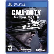Jogo Call Of Duty Ghosts PS4-Act