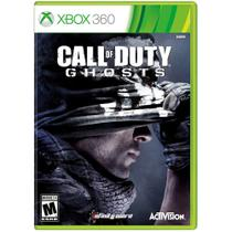 Jogo Call Of Duty Ghosts - Xbox 360 - Activision